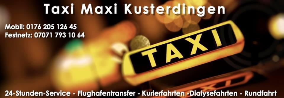 taxi tuebingen - das taxi unternehmen für tübingen - das original